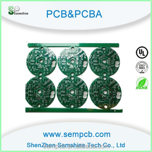 2-sided circuit board supplier electronic pcb factory