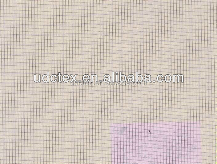 100 polyester antistatic taffeta, electrical conductive fabric