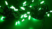 Beautiful Battery Operated House Decorated Christmas Lights,Window ...