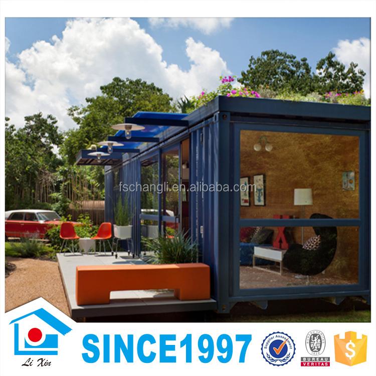 hei er verkauf 40 fu container villa haus billige handy. Black Bedroom Furniture Sets. Home Design Ideas