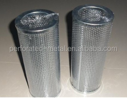 Stainless Steel Wire Mesh Cylinder Filter/wire Mesh Filter/porous ...
