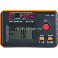 Digital Megger Hitester High Resistance Meter Insulation Tester BM3546