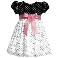 Online Wholesale Forck Designer Pattern Kids Party Wear Dresses For Girls