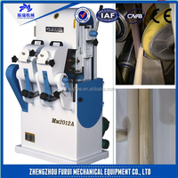 Automaitc wood sticker sander/Wood Round Stick Polishing Machine