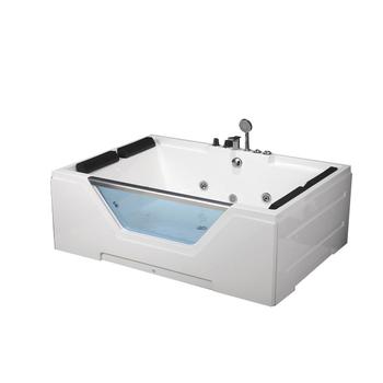 Beau Free Standing Bath Board Folding Bathtub With Seat