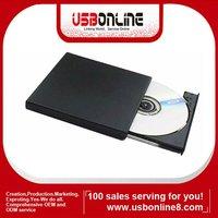 USB2.0 Slim External DVD Burner