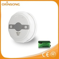 Hot New Products conventional flame alarm detector decorative smoke detector
