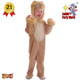Lucida oem hot sale toddlers lion costume carnival party dress