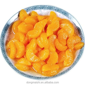 Low price guaranteed top quality broken mandarin oranges canned