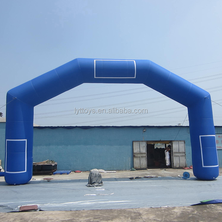 Customized hot sale inflatable arch rental