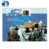 Automatic PC PP PE Plastic Sheet Extrusion Line Machine price