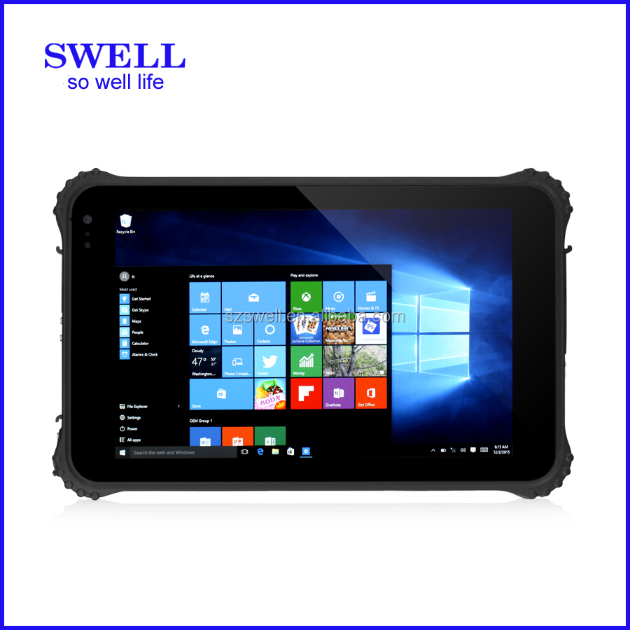 8inch gorilla glass touch screen tablet I82 Model rugged computing solution with QR scanner tablet pc free mobile video