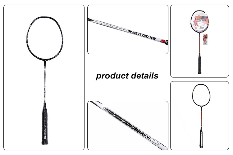 badminton racket,Racket,Full Carbon Fiber Badminton Racket