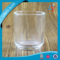 wholesale glass votive candle holders round glass votive holder