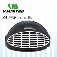 V-mart 12v electric heater with CE GS ETL SAA RoHS certificate