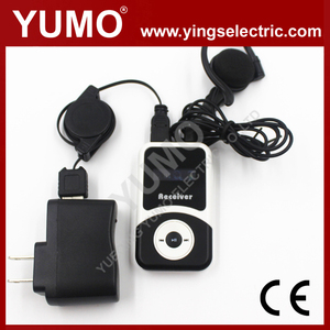 hot sales new china product small 20 hours Wireless Tour Guide System digital tour guide system for Travel agencies