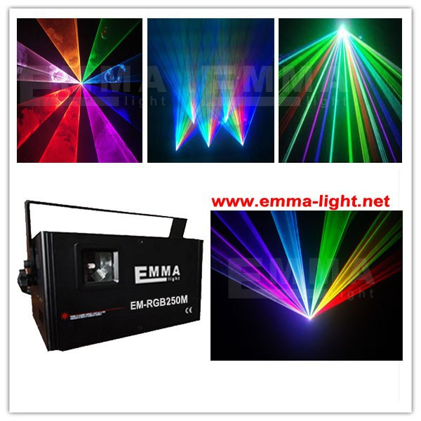 500MW RGB full color Animation laser light with SD+ Patterns laser projecter/lida laser for festival holiday