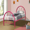 Hot sale with Factory Price furniture one Layer Metal bed