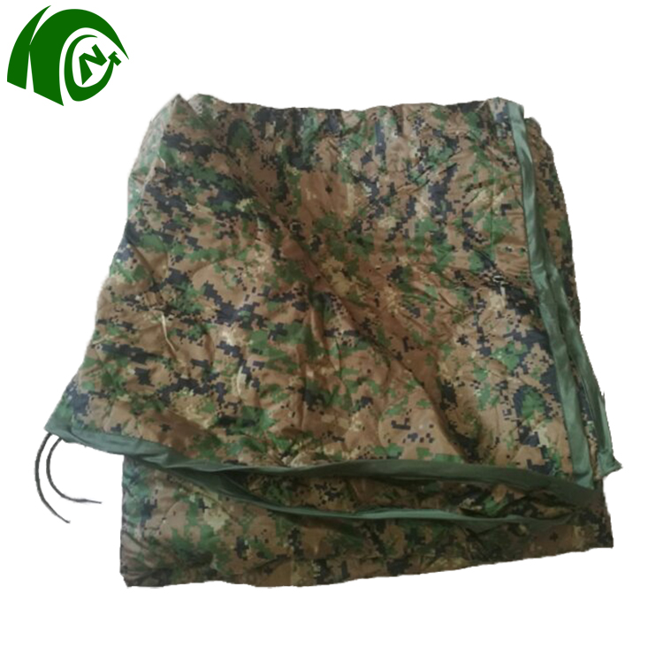 New Poncho Liner-Woodland Camo