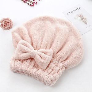microfib eco-friend pink aquitex anim hair towel hair band
