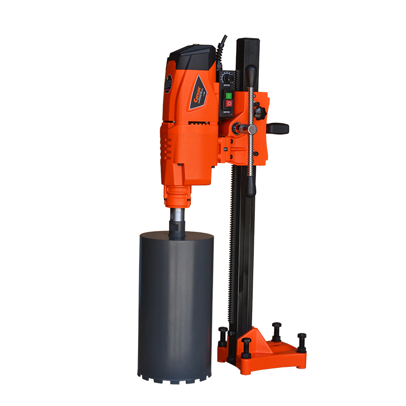 CaykenDiamond core drill/concrete core drilling machine,double speed DK-230