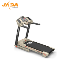 Home Deluxe Motor Treadmill, Gym Equipment Low Noise Treadmill