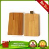 Hot sales promotional gift wooden usb bamboo usb stick with high speed