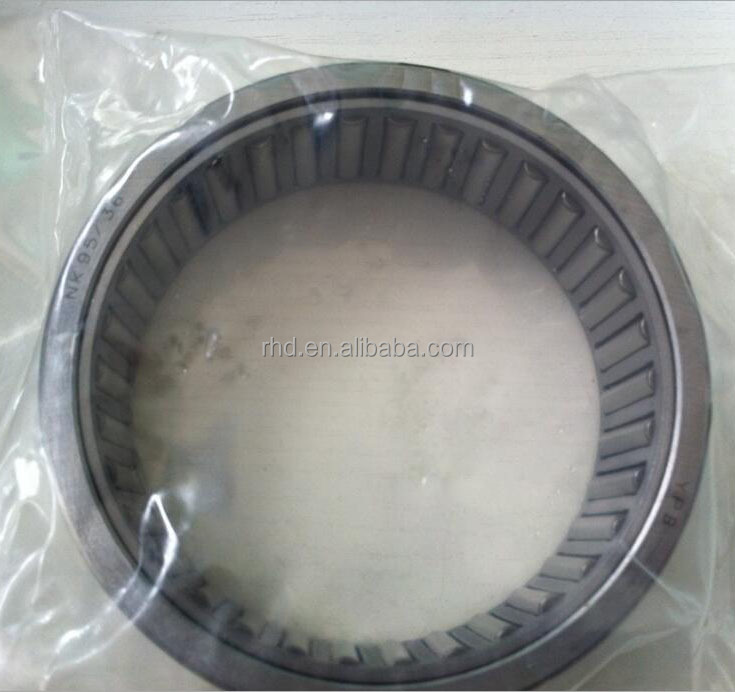 High quality low price needle roller bearing NK95/36 NK 95/36