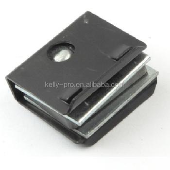 Snap In Magnetic Cabinet Cupboard Door Catch Aluminum Case Wardrobe Double  Magnet Lock Latch,