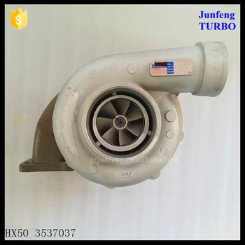 Original Quality Turbo Hx50 Turbocharger 3537037 Turbo For Cummins L10  (m11) Engine Spare Parts - Buy Hx50 Turbocharger,3537037,Turbo For Cummins