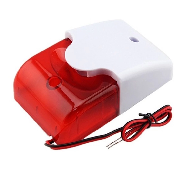 HOT Selling CE ROHS Wired siren and strobe light for fire <strong>alarm</strong>