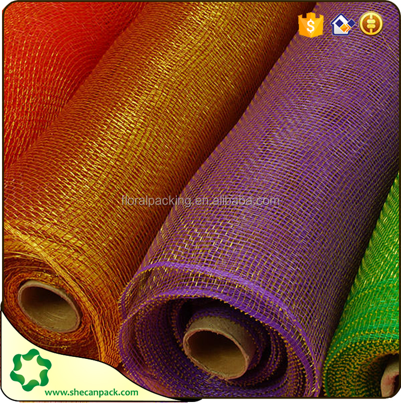 polypropylene woven fabric plastic mesh wrapping
