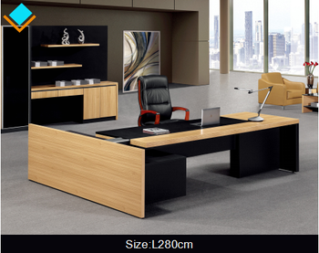 High End Desk Office Furniture Exclusive Vip China Design And Manufacture