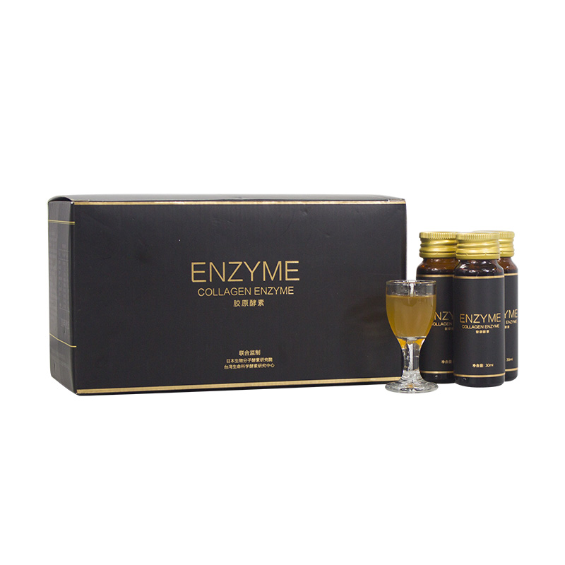 Collagen anti-aging Enzyme drink