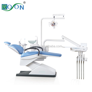 Best sale economic dental chair product with one dentist stool