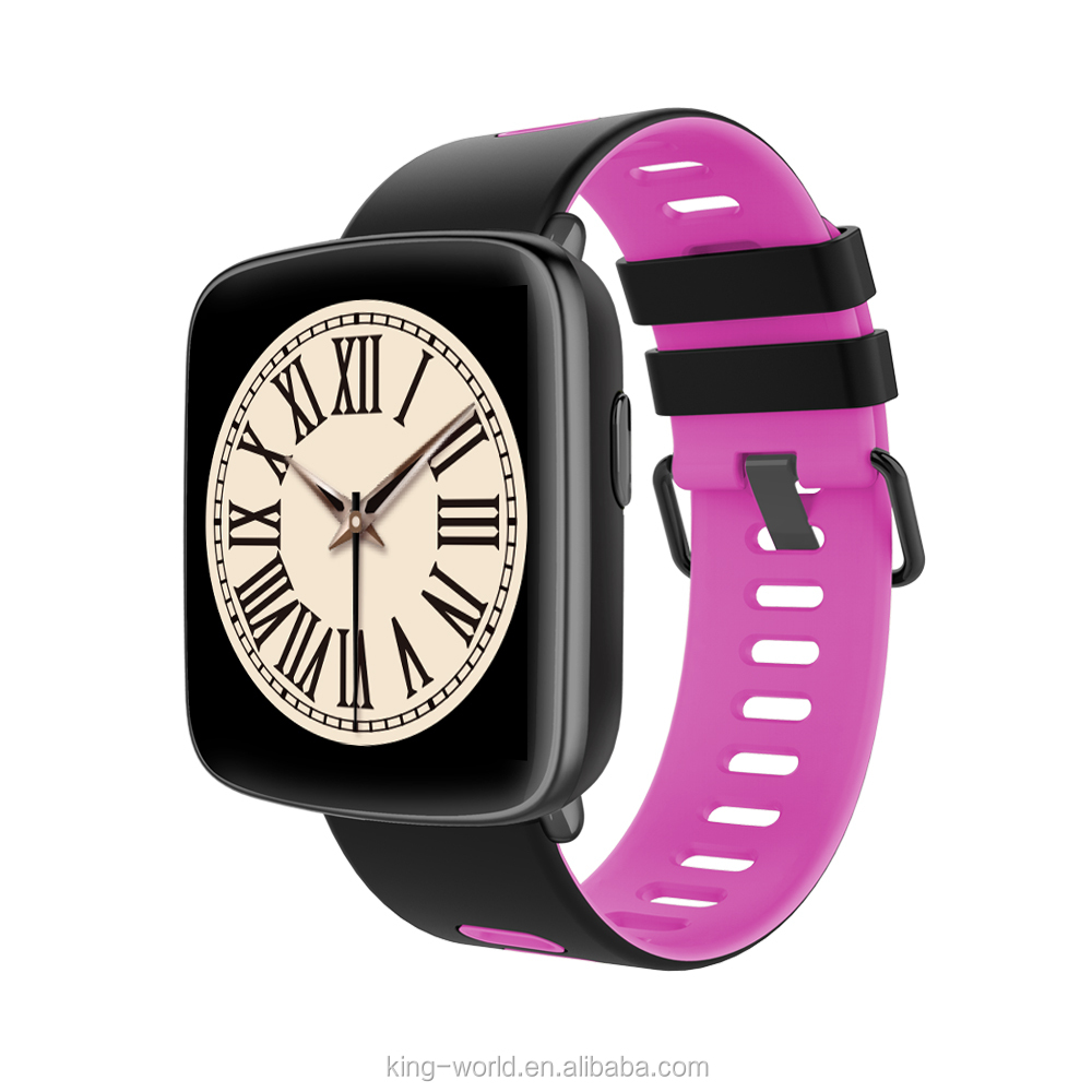 High quality waterproof cell phone watch with phone calls reminding