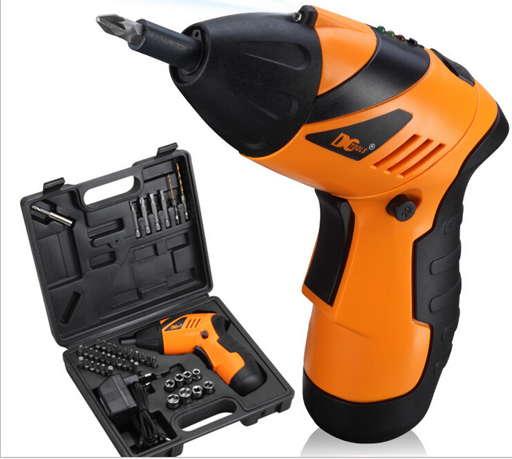 electric screwdriver  4.8 V/rechargeable electric screwdriver/small drill/driver cordless power tools drill mini household