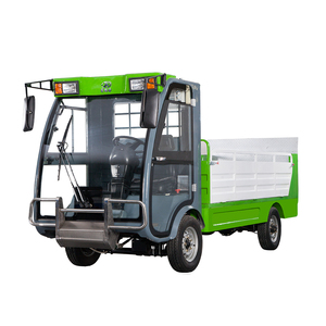 China High Quality Ac Electric Garbage Truck Compactor