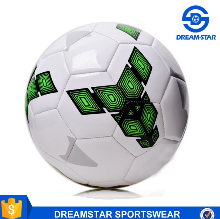 2016 New Style Machine Stitched Hot Sale Sports Football With Thai Quality