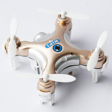 Nueva llegada 2,4 GHz <span class=keywords><strong>4CH</strong></span> 6-eje APP Wifi remoto CX-10W RC Quadcopter