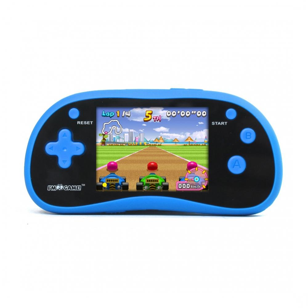 "I'm Game 220 Games, Handheld Game Player with 3"" Color Display"