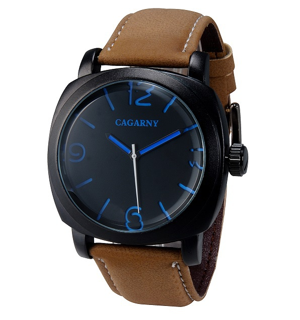 Blue Color!!  bracelet table women dress quartz wristwatch 2015 new designer luxury brand leather women man rhinestone watches