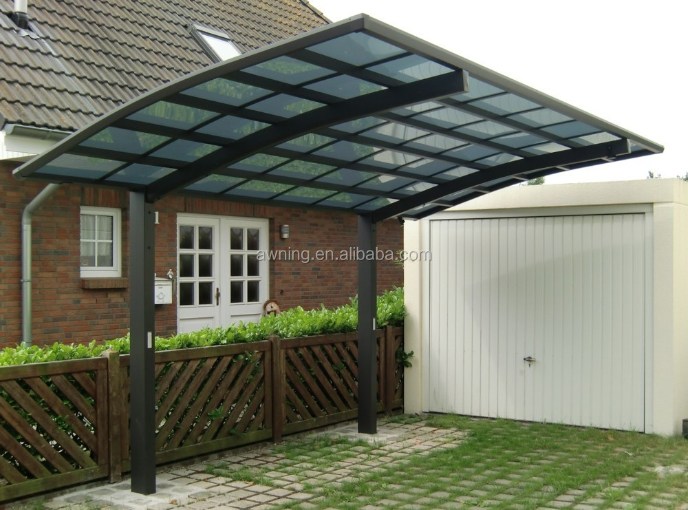 2015hot sale 5 4 3m driveway gate canopy carports buy - Pergola para coche ...