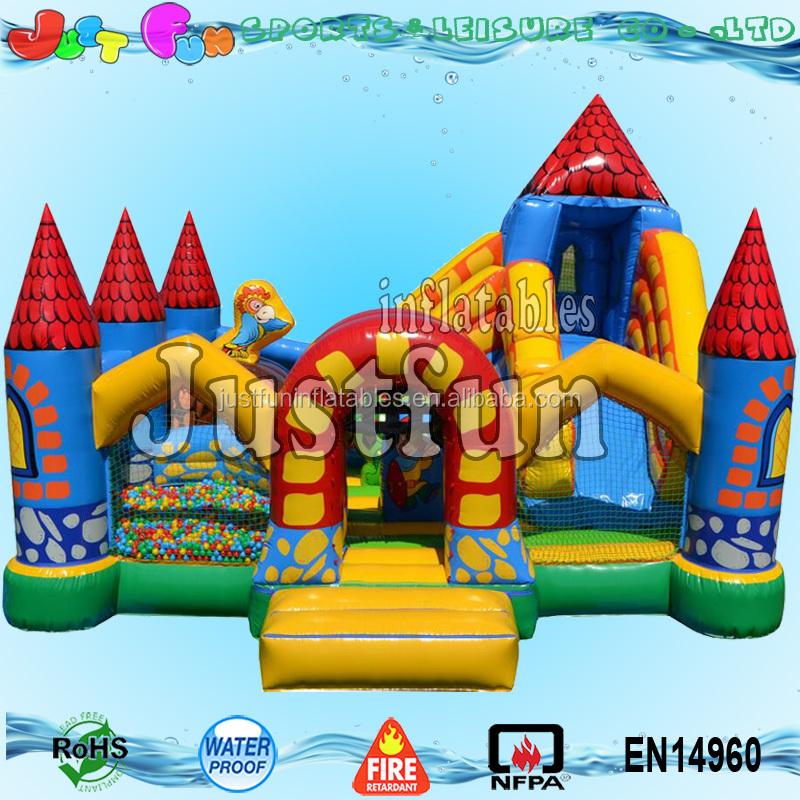 petit gonflable en plein air aire de jeux enfants ch teau. Black Bedroom Furniture Sets. Home Design Ideas