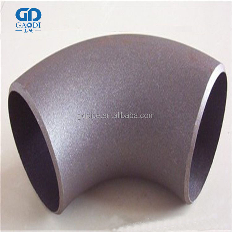 Iso Stainless Steel Forged Weld 60 Degree DN32 Elbow