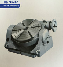 Tilting rotary table, TSK Series Rotary Table, universal rotary table