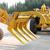 ZL10 wheel loader with 4-in-1 bucket