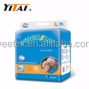 Super Absorption Stock Lot Health Care Adult Diapers in China