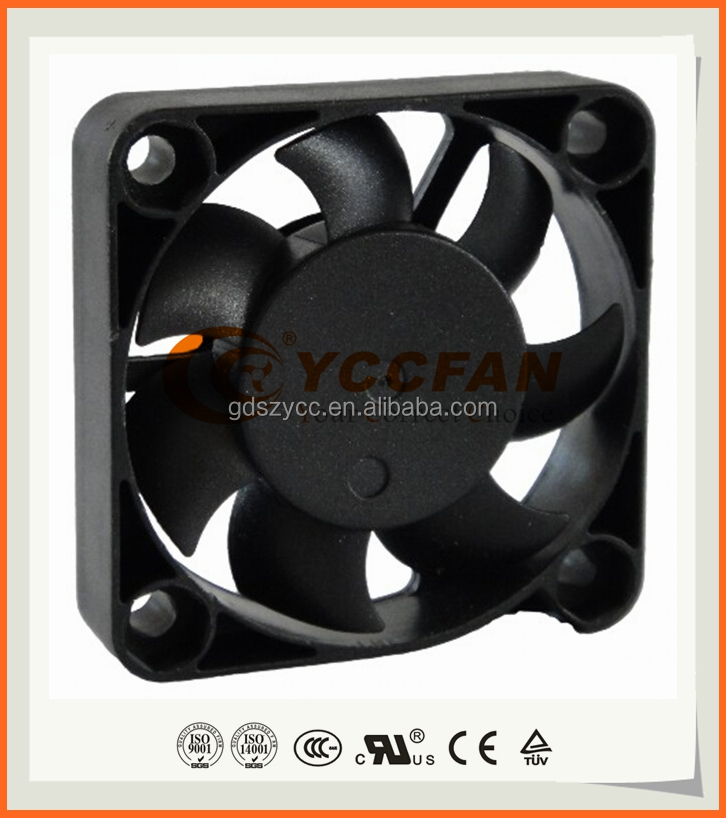 Manufacturer supply size 17mm-250mm UL <strong>CE</strong> 40x40x10mm 5v 24v DC cooling fan 12v