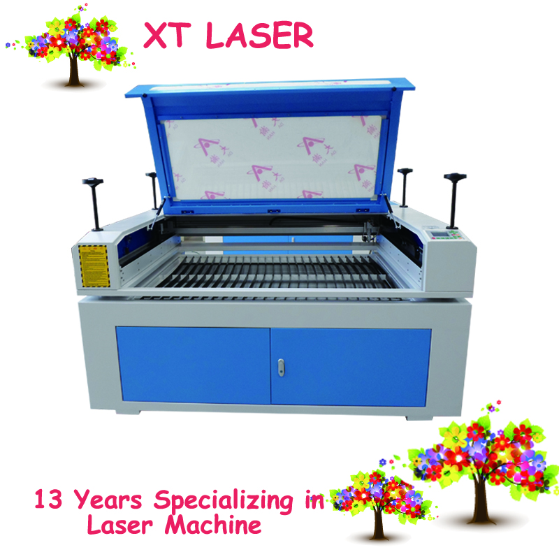 200w Co2 Laser Cutting Machine1020*700mm laser cutter with CO2